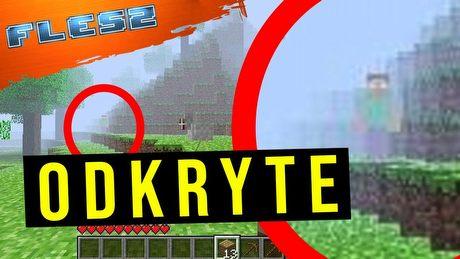 Przerażający świat Minecrafta odnaleziony. FLESZ – 25 stycznia 2021