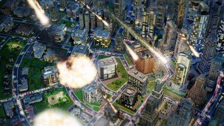 Gramy w SimCity - LagCity