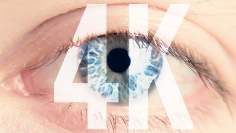 Ludzkie oko nie widzi 4K
