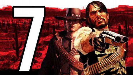 7 wspaniałych - najlepsze westerny gier komputerowych