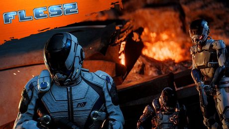 Ruszył trial Mass Effect: Andromeda! FLESZ – 16 marca 2016