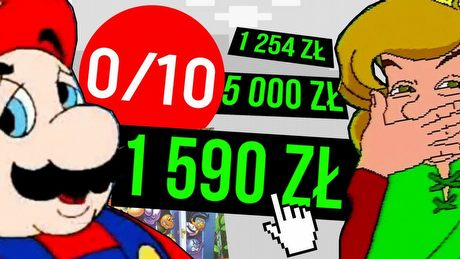 Najdroższe crapy w historii gier