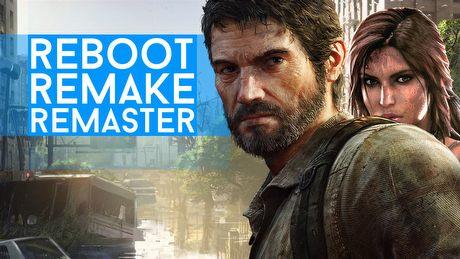 Reboot, remake, remaster - gdzie leży różnica?