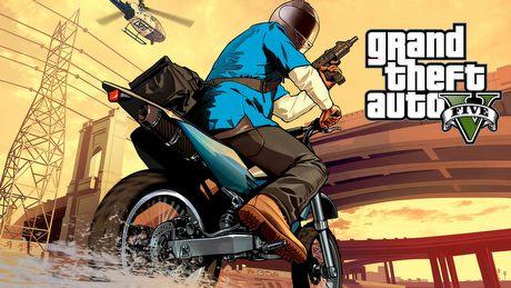 Grand Theft Auto V - otwarty świat i jego skarby