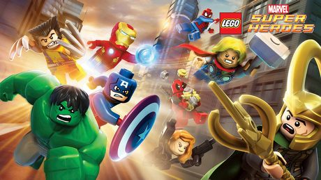 Gramy w LEGO Marvel Super Heroes