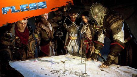 FLESZ – 10 października 2014. Na ile starczy nam nowy Dragon Age?