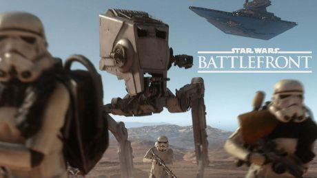 Pięknie wyreżyserowane pole bitwy - Star Wars: Battlefront na pierwszych gameplayach z E3 2015