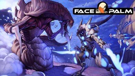 Facepalm - Gwiezdny kankan