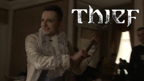 Kulisy sesji zdjęciowej Thief - redakcja na planie!