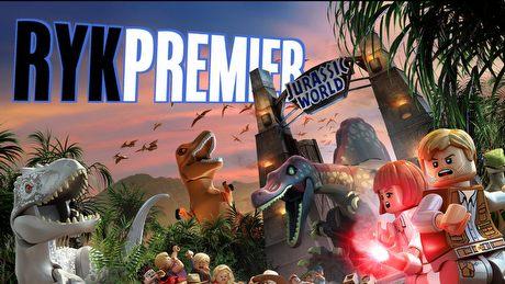 Dinozaury znowu rozrabiają – LEGO Jurassic World i inne ciekawe premiery