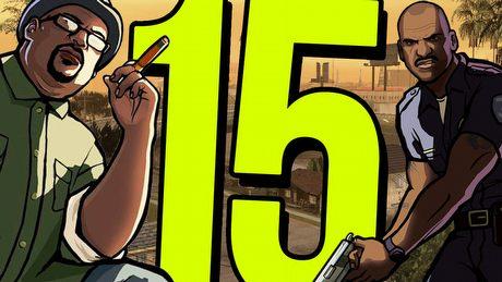 GTA San Andreas 15 LAT PÓŹNIEJ