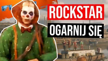 Hordy klaunów vs Rockstar. FLESZ – 14 lipca 2020
