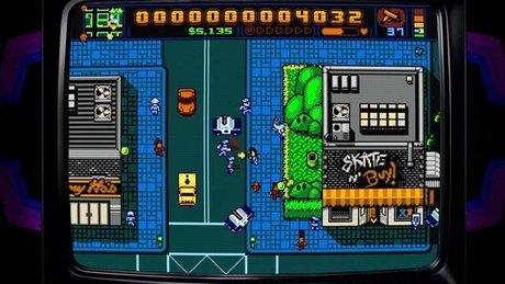 Indyk! - Retro City Rampage