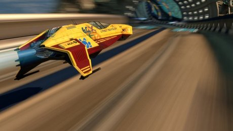 Gramy na PS Vita - Wipeout 2048