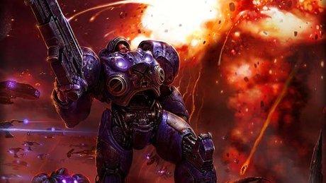 Gramy w StarCraft II - Terranie