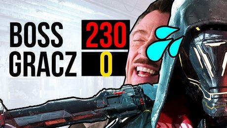 Gra, w której boss zabił mnie 230 razy