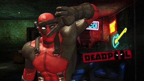 Gramy w Deadpool - spluwy, miecze, naleśniki!
