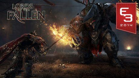 E3 2014: Młotem przez łeb! Graliśmy w Lords of the Fallen