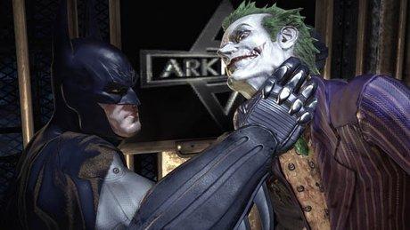Gramy w Batmana - Eskorta