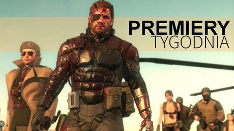 Ostatni Metal Gear Hideo Kojimy? Najlepsze premiery tygodnia