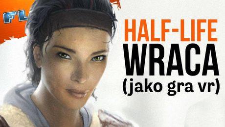 Valve potwierdza: nowy Half-Life to gra VR. FLESZ – 19 listopada 2019