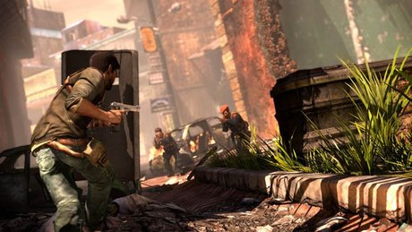 Gramy w Uncharted 2 - multiplayer