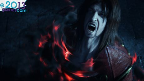 Wrażenia z Castlevania: Lords of Shadow 2! - gamescom 2013
