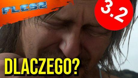 Za co oberwał Hideo Kojima? FLESZ - 17 grudnia 2020