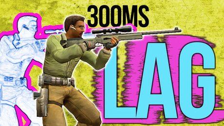 Jak LAG wpływa na gry multiplayer?