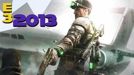 E3: Gramy w Splinter Cell: Blacklist