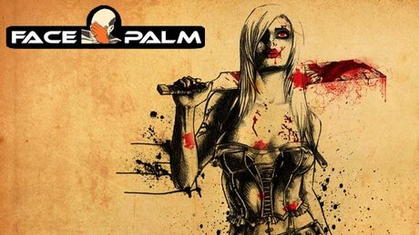 Facepalm - ZombieTango