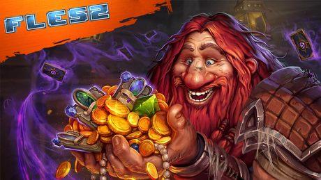 Ile Blizzard zarabia na Hearthstone? Karty na stół! FLESZ – 12 sierpnia 2015