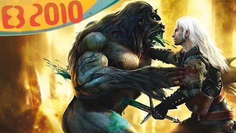 Gramy w Wiedźmina 2 na E3