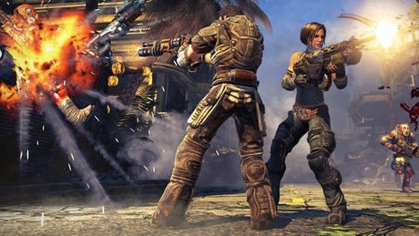 Bulletstorm - tryb multiplayer