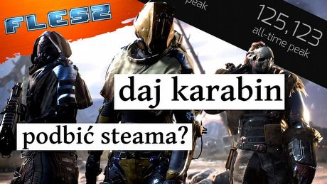 Jak polska gra podbiła Steama? FLESZ - 6 kwietnia 2021