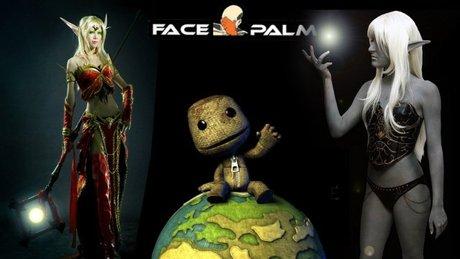 Facepalm - IDKFA