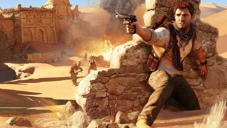 Gramy w Uncharted 3 - Jemen