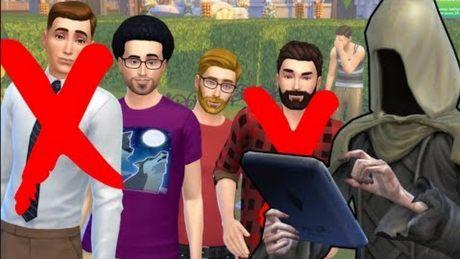Co się stanie, gdy Simsy zaczną się zabijać