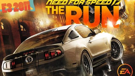 E3: Gramy w NFS: The Run