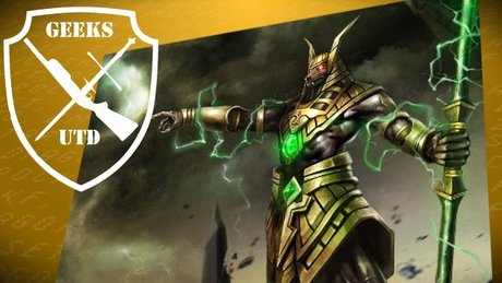 GeeksUtd: Nasus w League of Legends