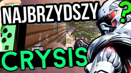 Jak wygląda najbrzydsza wersja Crysisa