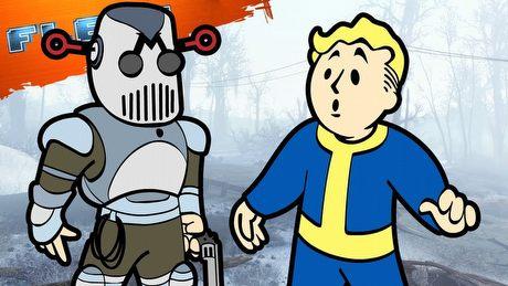 Mod do Fallouta 4 większy od dodatku? FLESZ – 16 lipca 2018
