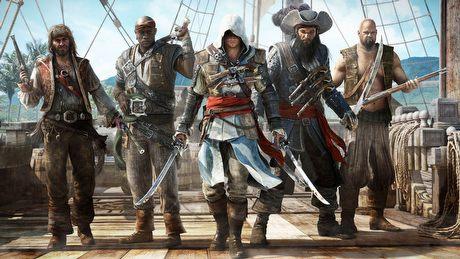 Gramy w Assassin's Creed IV: Black Flag - nowe podejście do otwartego świata [1/2]
