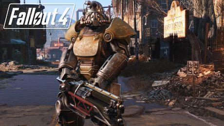 Bractwo Stali kontra Szpon Śmierci – przywdziewamy Power Armor w Fallout 4
