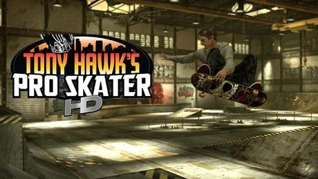 Gramy w Tony Hawk's Pro Skater HD