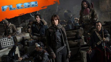 Łotr Jeden wkrótce trafi do Star Wars: Battlefront. FLESZ – 18 listopada 2016