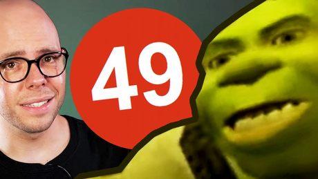 Ta gra ze Shrekiem to bagno