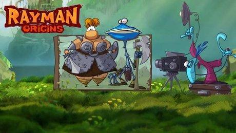 Gramy w Rayman Origins