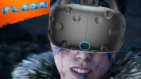 Hellblade dostanie wsparcie VR. FLESZ – 26 lipca 2018