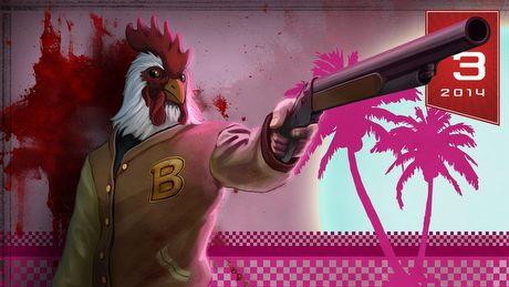 E3 2014: Gramy w Hotline Miami 2 - kwaśny klimat i słodka masakra